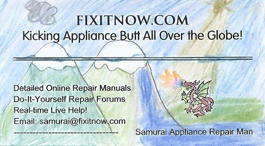 Fixitnow.com Bidness Card -- share the love, yo!