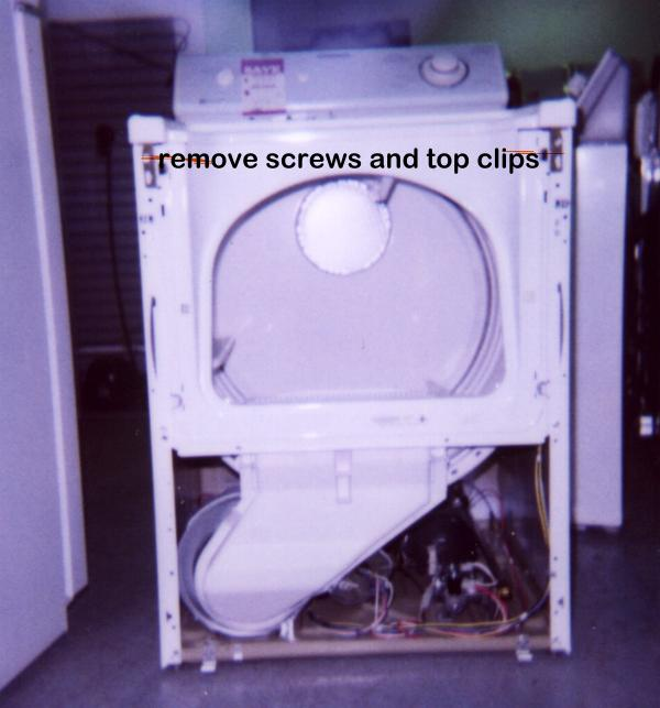 Learn More About Your Washer Or Dryer Or To Order Parts Click Here