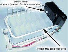 Whirlpool Flex Tray Icemaker